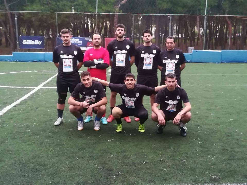 ..football match...Ωmega Aviation Academy...!