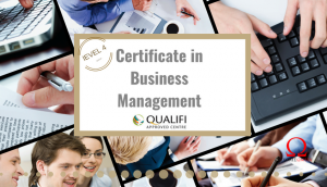 Certificate in Business Management